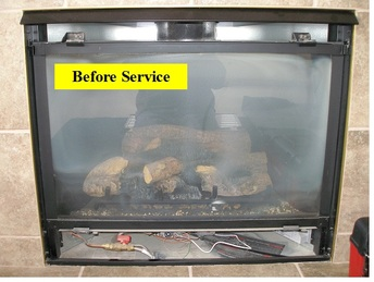 Fireplace Gas Hersey Warnock Fireplaces